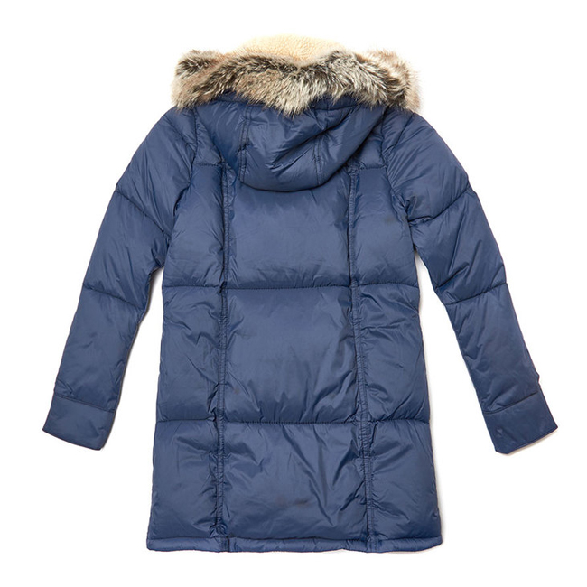 Barbour Girls ICEFIELD QUILTED JACKET Royal Navy On Sale