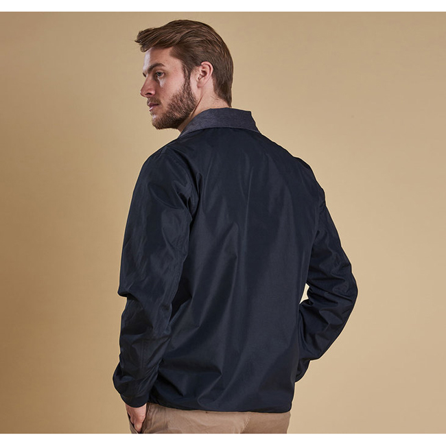 Barbour Men ADMIRALITY WATERPROOF BREATHABLE JACKET Navy On Sale