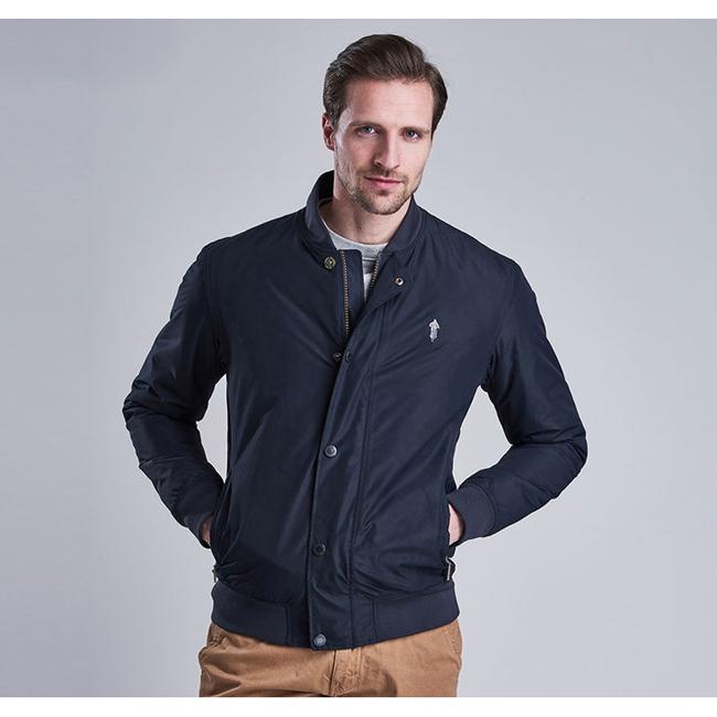Barbour Men B Intl Steve Mcqueen Green Waterproof Jacket