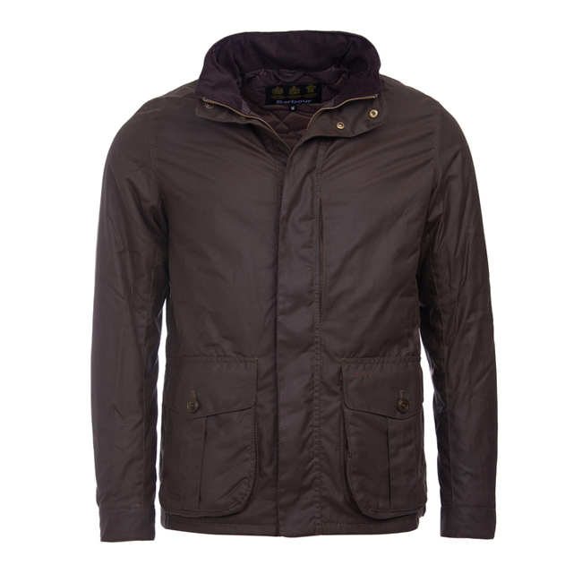 Barbour Men PORTAL WAX JACKET Peat On Sale