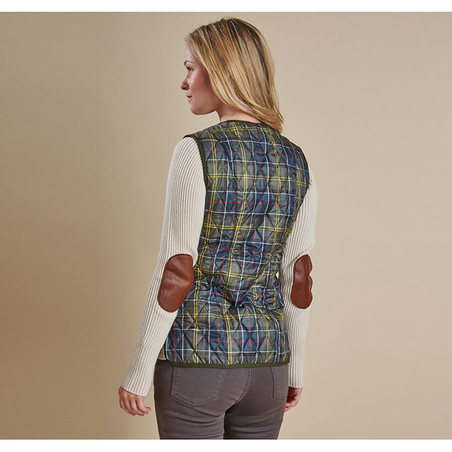 Barbour Women TARTAN BETTY LINER Classic On Sale